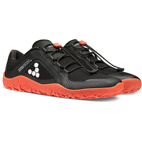 Vivobarefoot Primus Trail FG Shoes Men, obsidian/molten lava